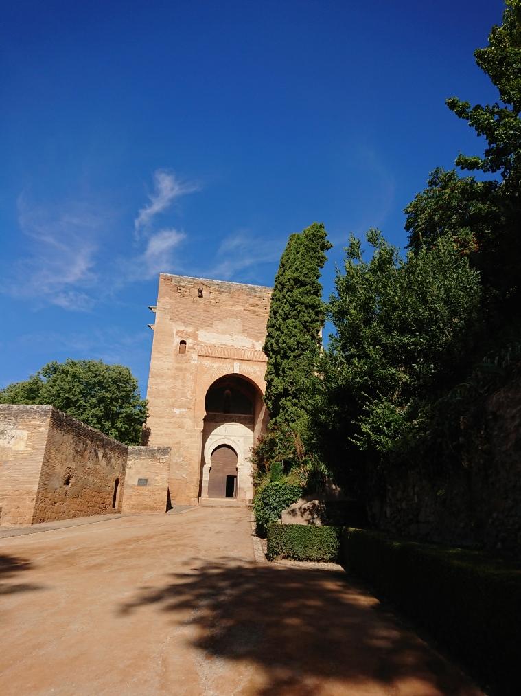 Porte-Justice-Alhambra-grenade-vacances-espagne-visite